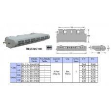 Испаритель Formula BEU 226-100 12v LHD O-Ring
