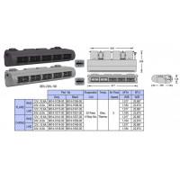 Испаритель Formula BEU 228L-100 12v LHD O-Ring